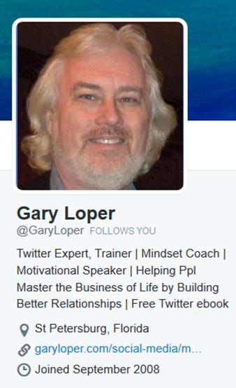 Gary Profile